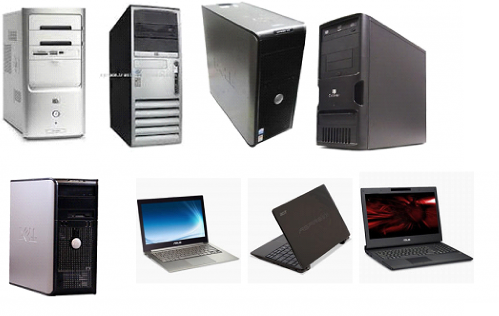 Scrap Computer Types